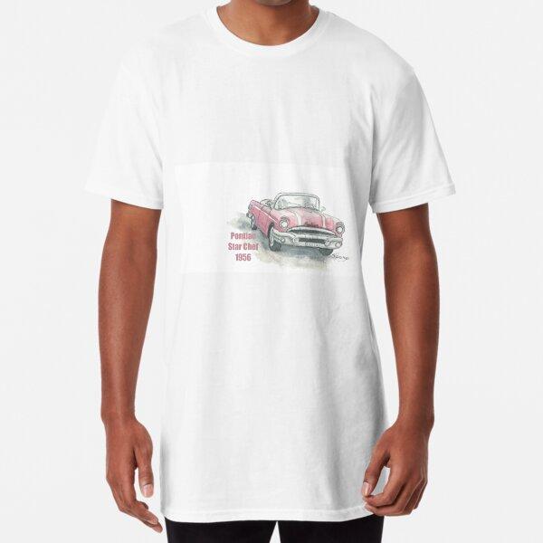 POntiac Star Chef 1956  T-shirt long