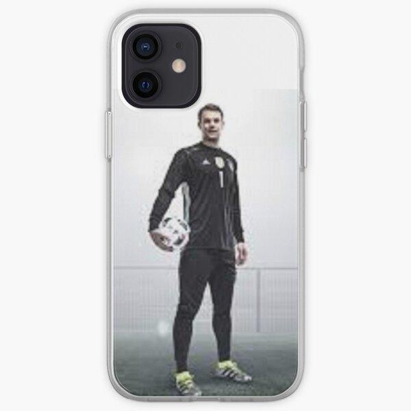 Manuel Neuer iPhone Soft Case