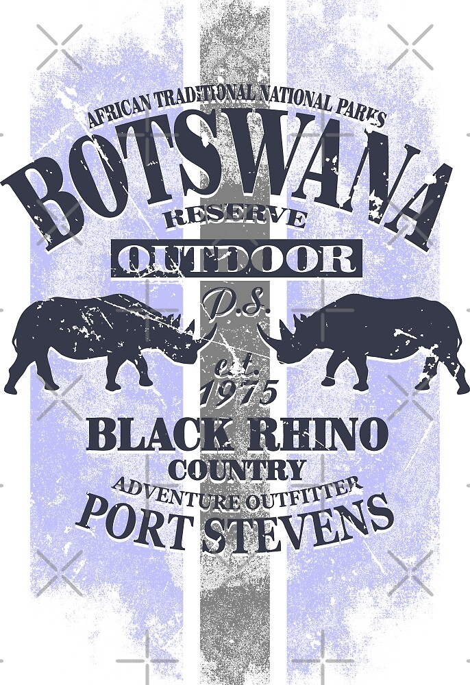 Botswana Rhino Safari by Port-Stevens