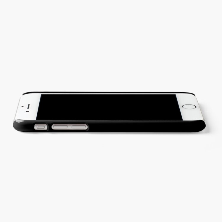 Alternate view of Jukebox the Ghost Logo iPhone Case & Cover