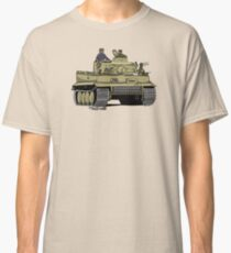 The Dogs of War: Tiger Tank Classic T-Shirt