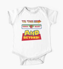 To The Kwik-E-Mart Kids Clothes