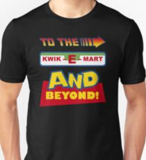 To The Kwik-E-Mart T-Shirt
