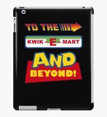 To The Kwik-E-Mart iPad Case/Skin