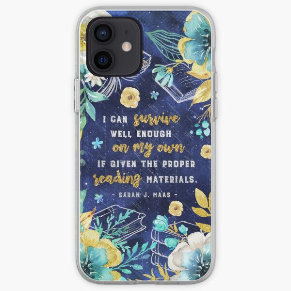 I can survive iPhone Soft Case