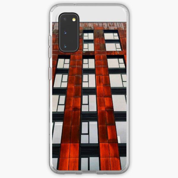 Rusty apartments Samsung Galaxy Soft Case