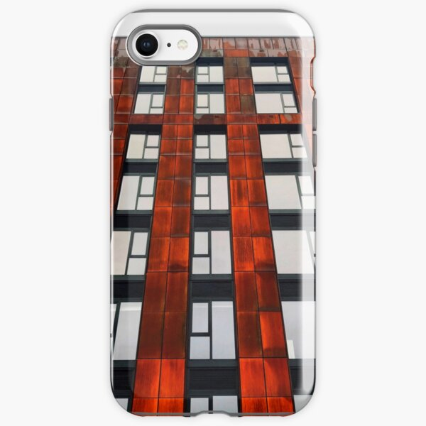 Rusty apartments iPhone Tough Case