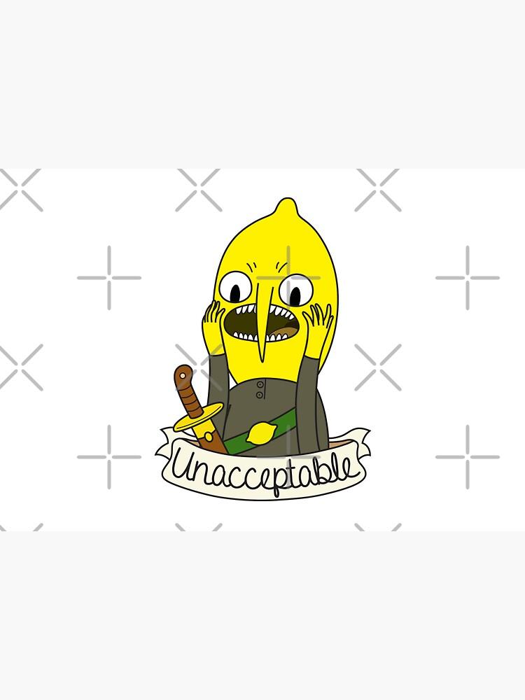 Lemongrab by plushism