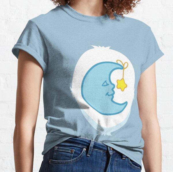 Mein Kopf ist voller Gedanken Damen T-Shirt Fun Shirt Teddy Teddybär Träumer Neu