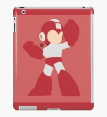 Mega Man (Red) - Super Smash Bros. iPad Case/Skin