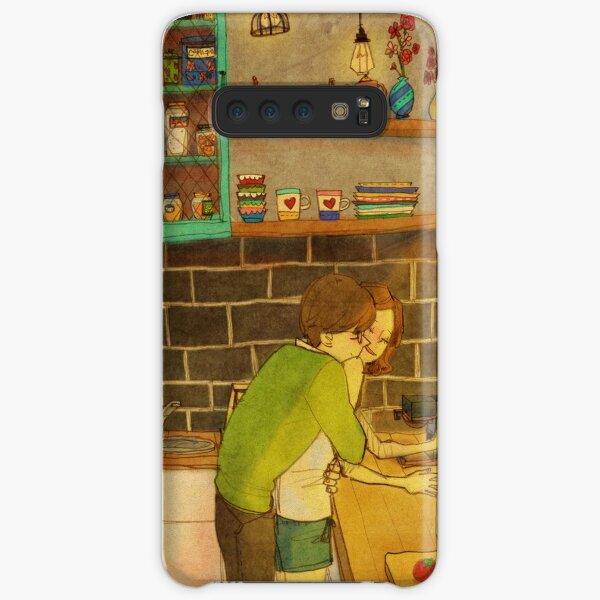 Back Hug Samsung Galaxy Snap Case