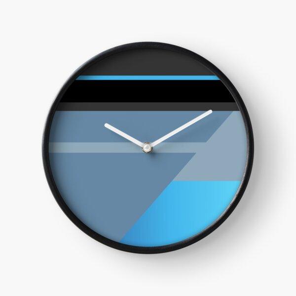 Symphony in Blue ( movement 1 - 3 ) Clock