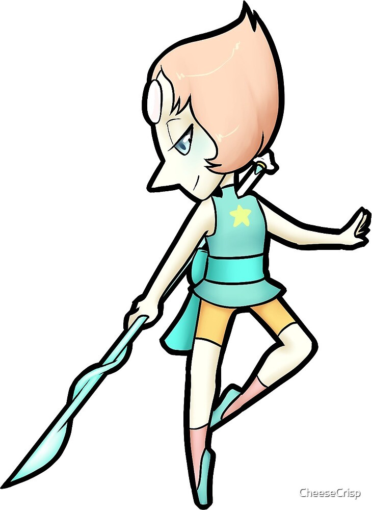 Pearl by CheeseCrisp