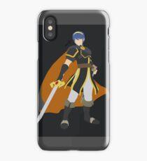 Marth (Black) - Super Smash Bros. iPhone Case