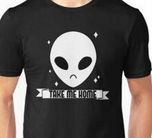SPARKLING ALIEN - Take me home Unisex T-Shirt