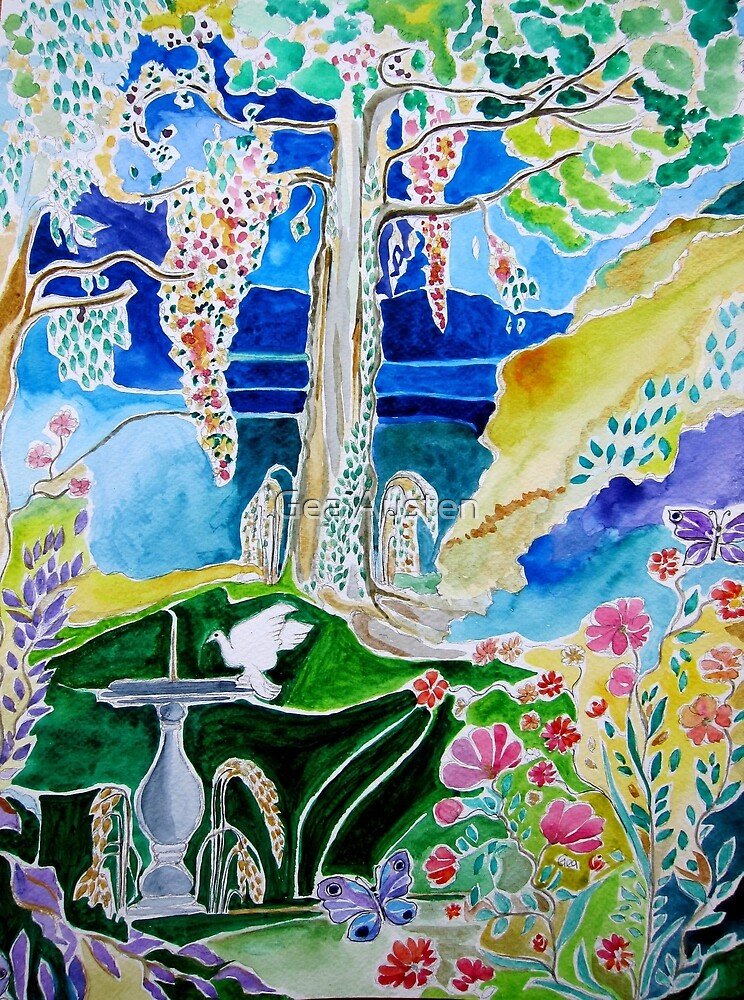 PARADISE REGAINED by Gea Austen