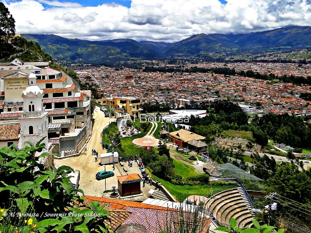 Cuenca and Turi Ecuador by Al Bourassa