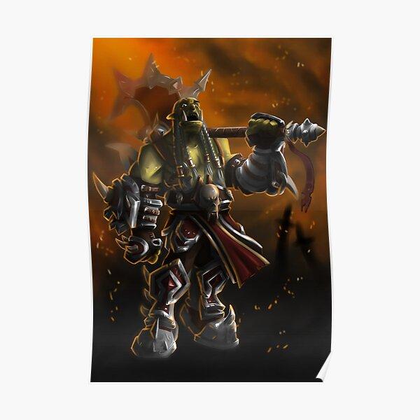 High Overlord Saurfang Poster