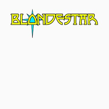 Nostalgic for Blondestar Logo by voodoowalrus