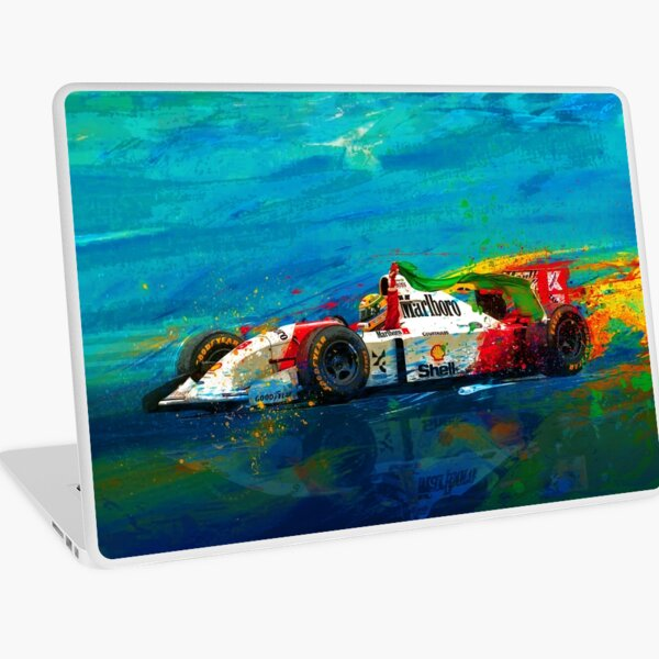SIMPLY THE BEST Laptop Skin