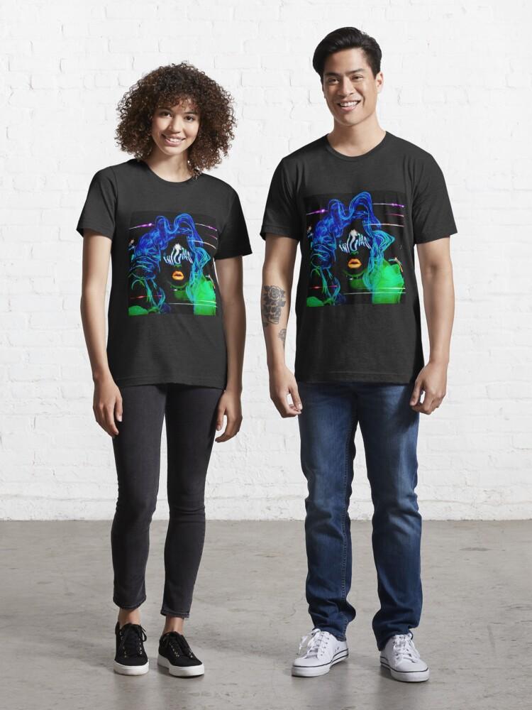Lady Gaga Enigma Femmes T-Shirt