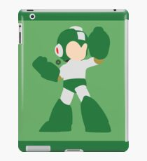Mega Man (Green) - Super Smash Bros. iPad Case/Skin