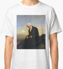 Baron Alexander von Humboldt by Julius Schrader (1859) Classic T-Shirt
