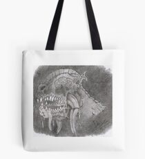 Monsters on the Mind Tote Bag
