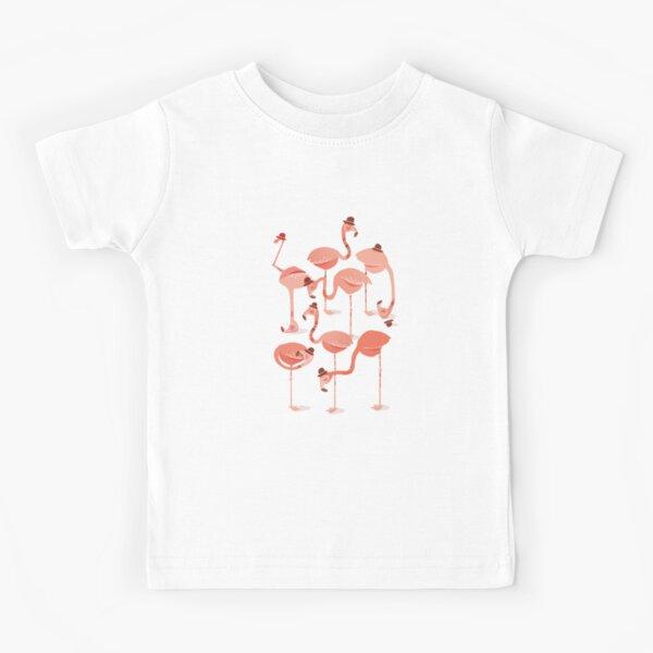 Flamingo's Kids T-Shirt