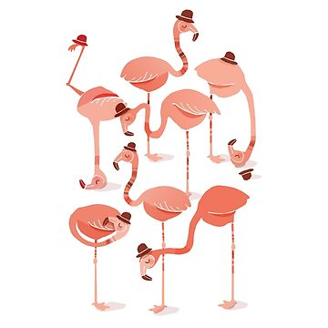 Flamingo's by jacquesmaes