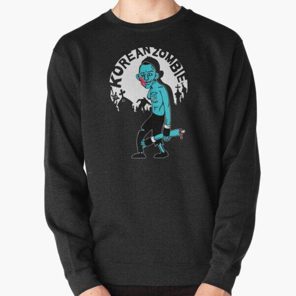 Best Seller Korean Zombie Merchandise Pullover Sweatshirt