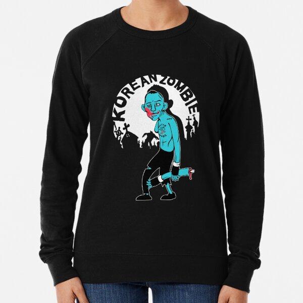 Meilleure vente de marchandise de zombie coréenne Sweatshirt léger