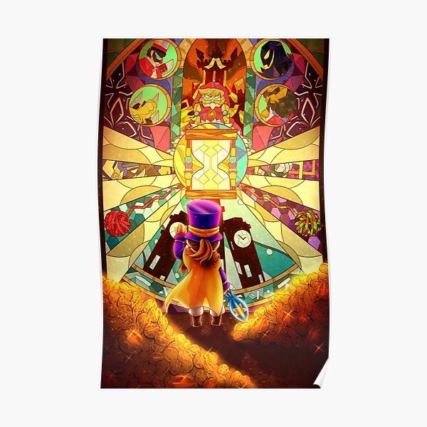 Stained Glass AHiT Poster