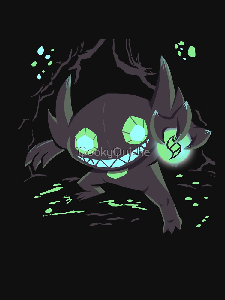 TShirtGifter presents: Sableye In A Cave | Unisex T-Shirt