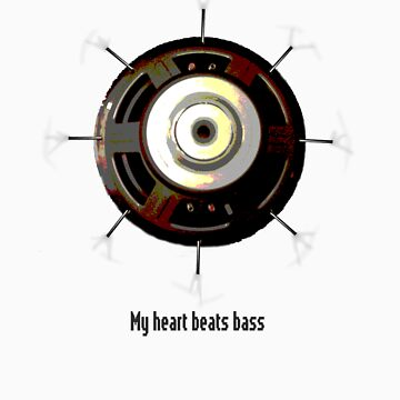 Heart beats bass by darkrain326