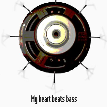 Heart beats bass (bigger) by darkrain326