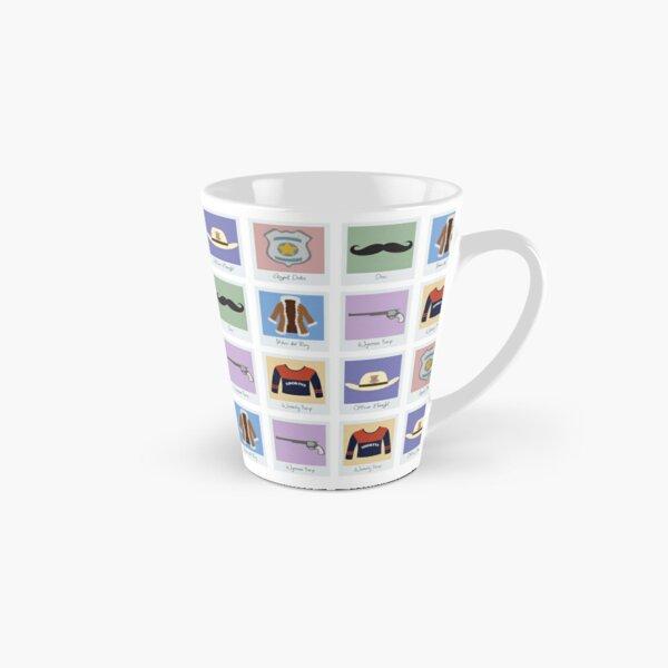 Wynonna Earp Minimalist Icons Tall Mug