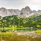 Seebensee | Tirol | Österreichische Alpen | Europa von Brixhood