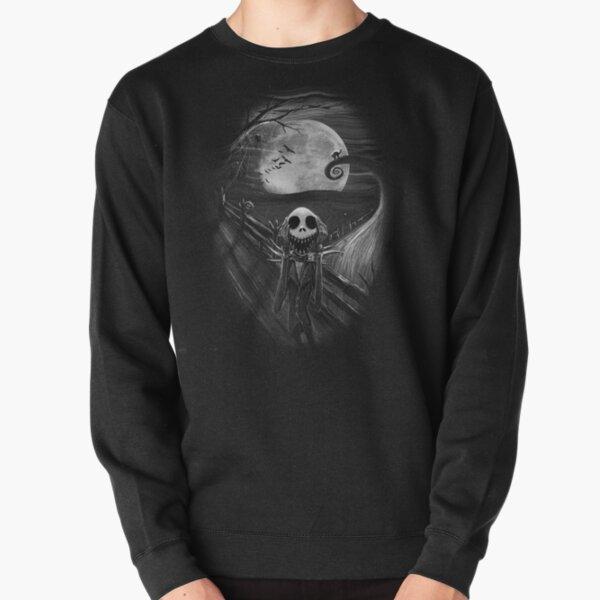 The Scream Before Christmas Pullover Sweatshirt