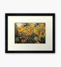 Batik Framed Print