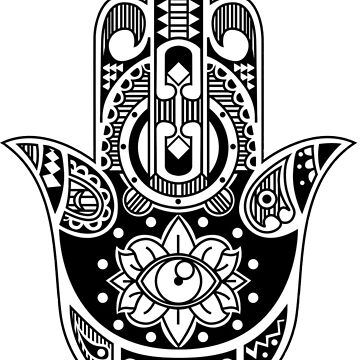 The Hamsa Hand by dominikt
