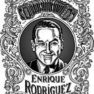 Enrique Rodríguez in Black by LisaHaney
