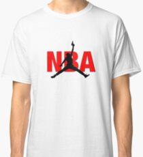 Nba with gun Classic T-Shirt