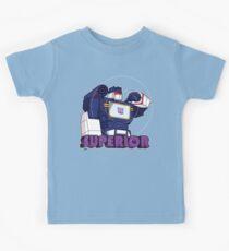 Soundwave: Superior (bust) Kids Clothes