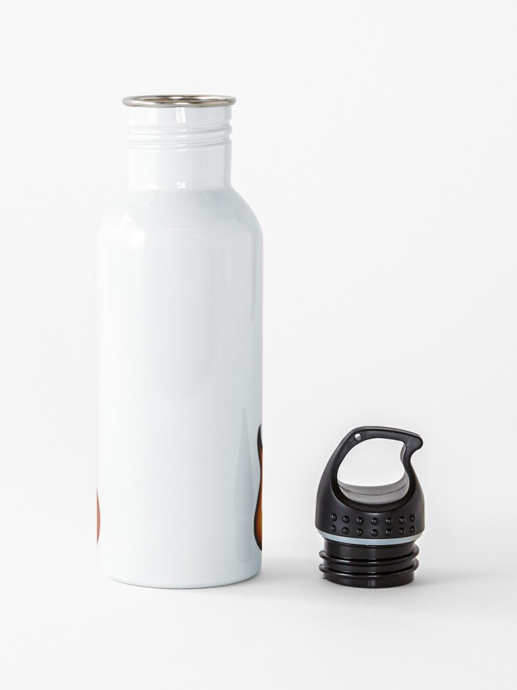Alternate view of Four Electric Guitars Water Bottle