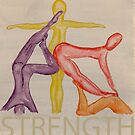 Strength by Jak  Savage
