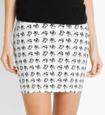 Eat, Drink and Be Merry! Mini Skirt