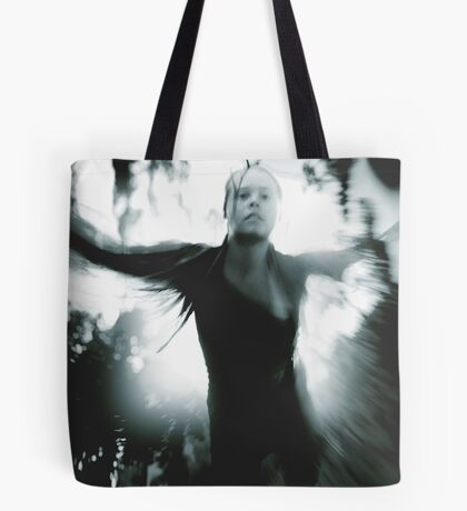 Free falling. Ready for take off Tote Bag