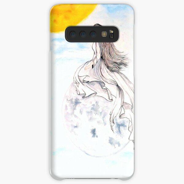Moon Lady Samsung Galaxy Snap Case