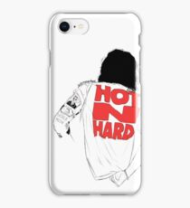 HARRY STYLES HOT N HARD iPhone Case/Skin